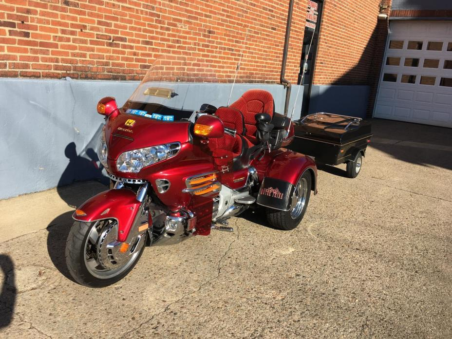 honda goldwing trike motorcycles for sale in uniontown pennsylvania. Black Bedroom Furniture Sets. Home Design Ideas
