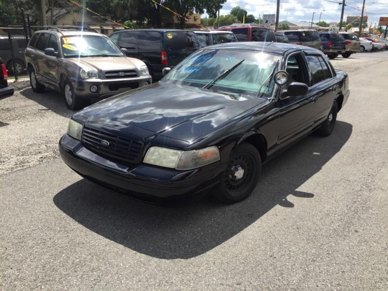 1999 ford crown victoria police interceptor cars for sale. Black Bedroom Furniture Sets. Home Design Ideas