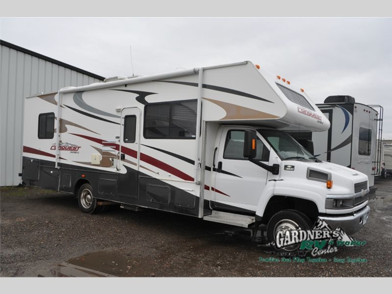 2007 Gulf Stream Rv Conquest Super C 6316