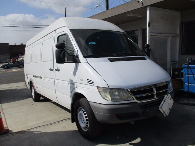 2005 Dodge Sprinter Cargo 2500 High Roof 158 Wb  Cargo Van