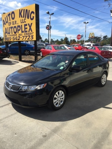 2013 Kia Forte Sdn Auto EX ONLY 57K MILES WE FINANCE ALL CREDIT GURANTEED