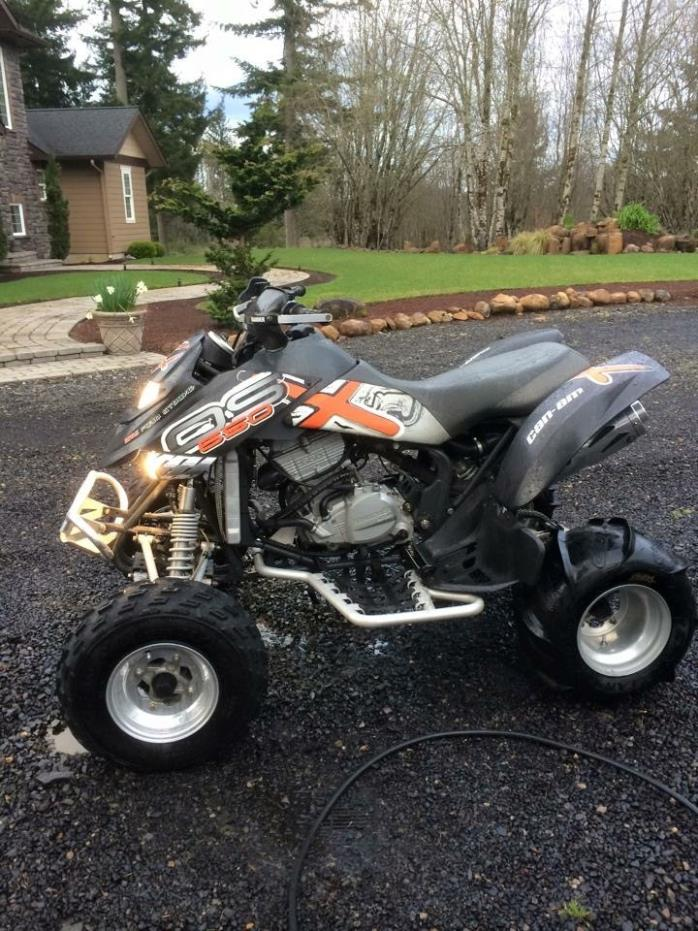 2006 Can-Am DS 650 BAJA