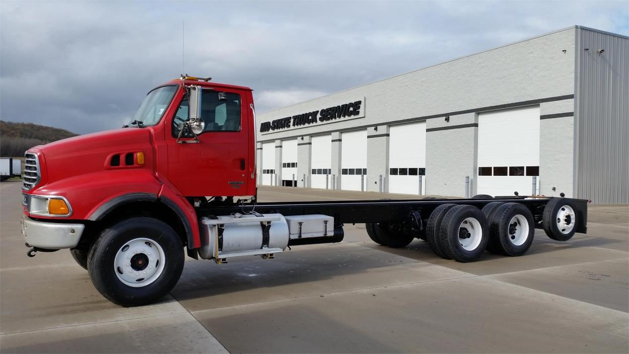 2006 Sterling Lt9513 Cab Chassis