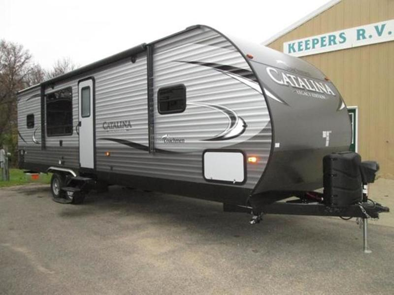2017 Coachmen Catalina 283RKS