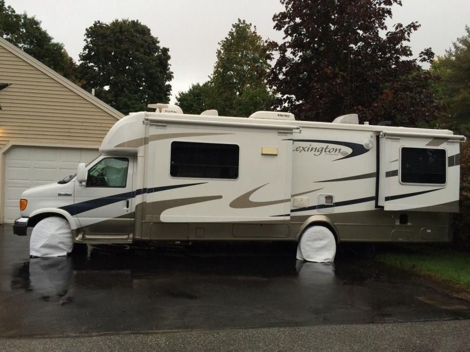 2004 Forest River Lexington 283 Gts Rvs For Sale