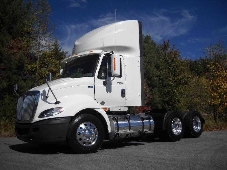 2014 International Prostar+ Conventional - Day Cab