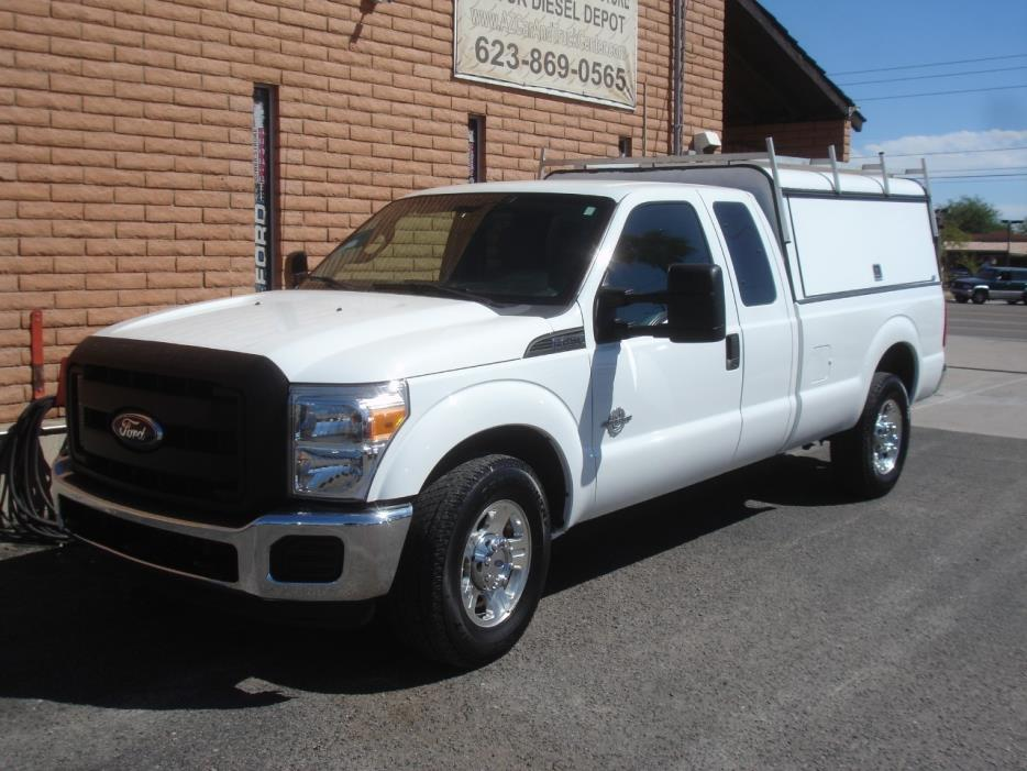 2011 Ford F250  Utility Truck - Service Truck