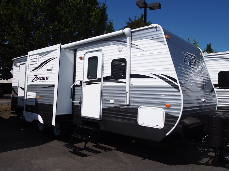 Crossroads Rv Zinger ZT26KS