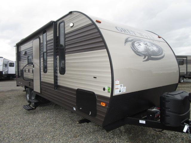2017 Forest River Cherokee Grey Wolf 23BD POWER AWNING/