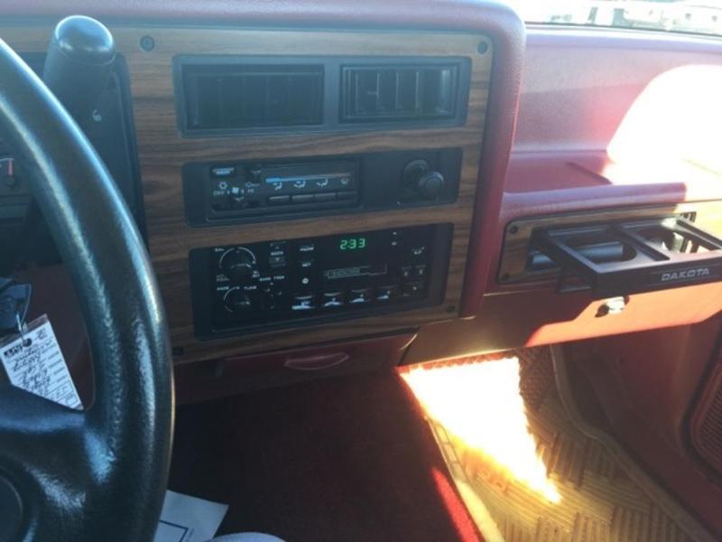 1995 Dodge Dakota SLT