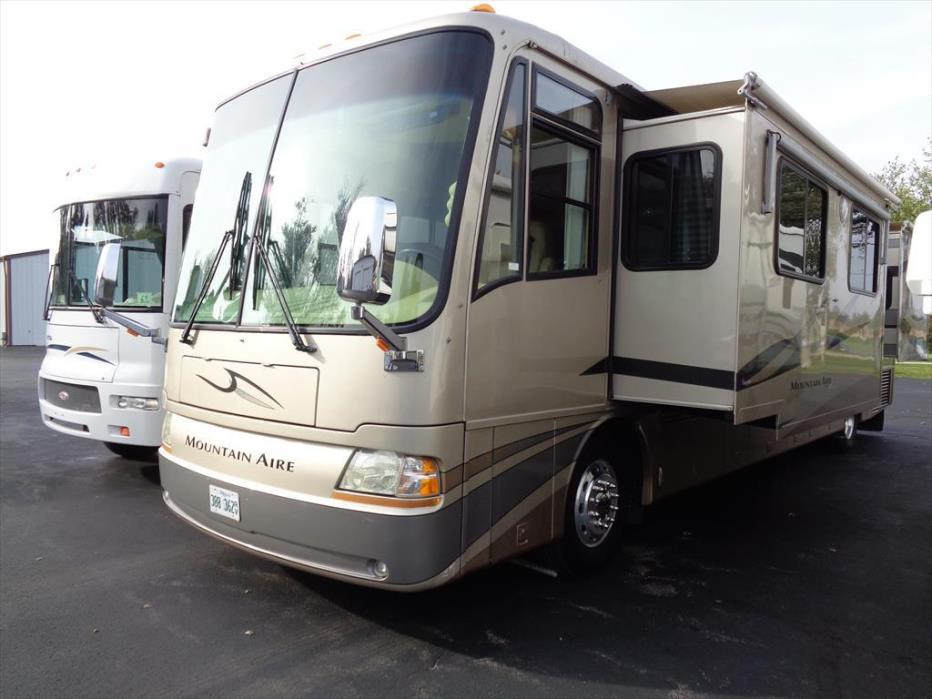 2004 Newmar Mountain Aire 4018