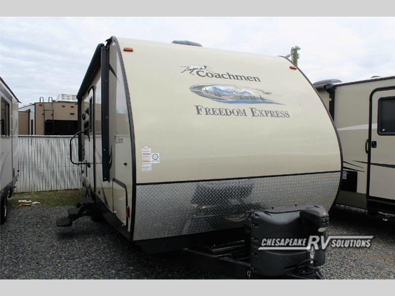 2016 Coachmen Rv Freedom Express 248RBS