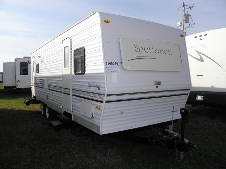 Kz Kz Sportsmen 2604 RVs for sale