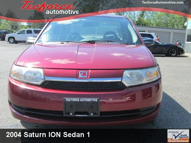 2004 Saturn ION Sedan Trade In 4 Door Auto APPROVEDCREDITNOW.COM