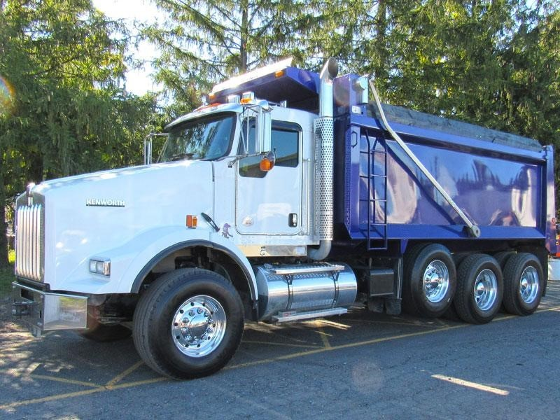 Dump Truck for sale in Coopersburg, PennsylvaniaNew Kenworth Dump Trucks For Sale In Pa
