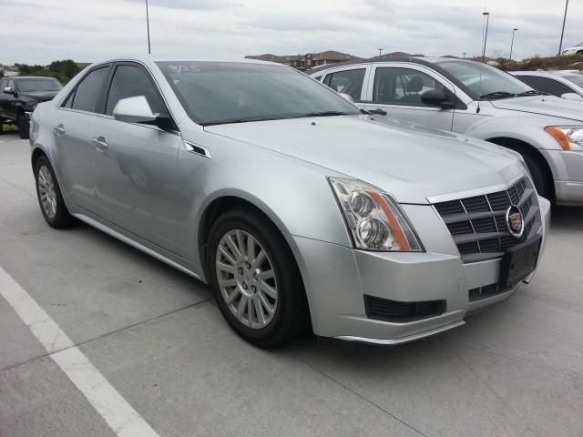 2011 Cadillac CTS Base