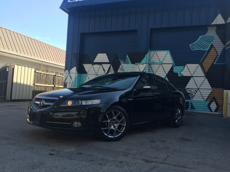 2007 Acura TL 4dr Sdn AT Type-S Summer Tires