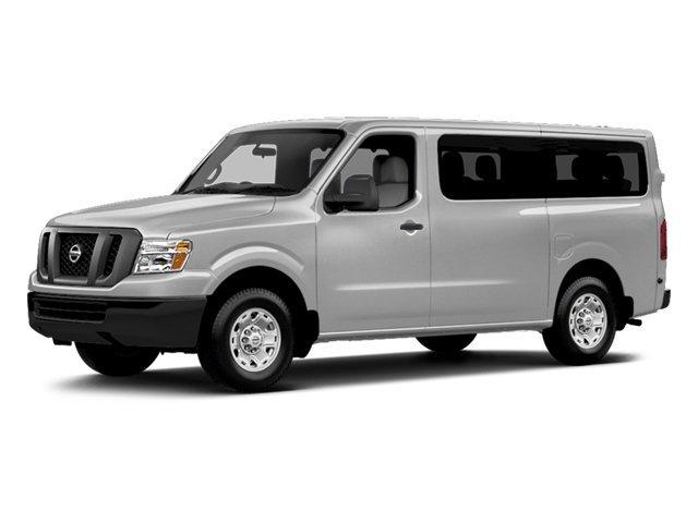 2013 Nissan Nvp Passenger Van