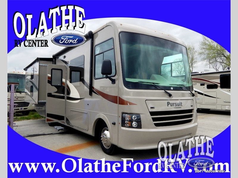 2017 Coachmen Rv Pursuit 33BH
