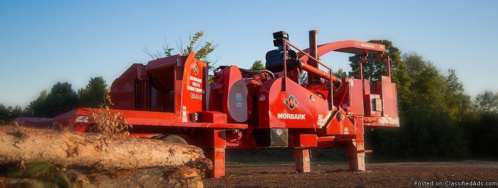 2002 Morbark 2400 Chipper For Sale in New Port News, Virginia  23601