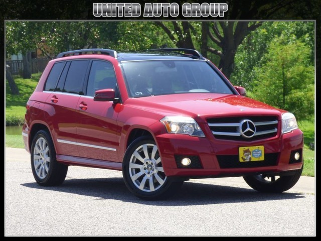 2010 Mercedes-Benz GLK350 NAVIGATION, BACK UP CAMERA, BLUETOOTH, PANORAMIC ROOF