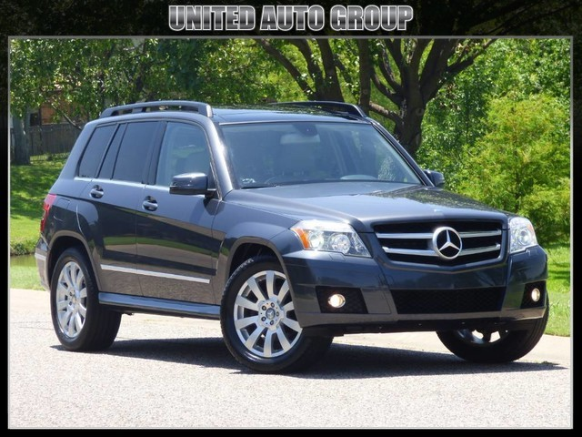 2010 Mercedes-Benz GLK350 NAVIGATION, BACK UP CAMERA, BLUETOOTH, PANORAMIC ROOF, 1-OWNER