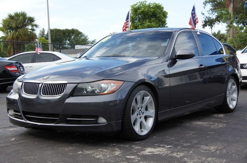 2008 BMW 3 Series 4dr Sedan 335i RWD