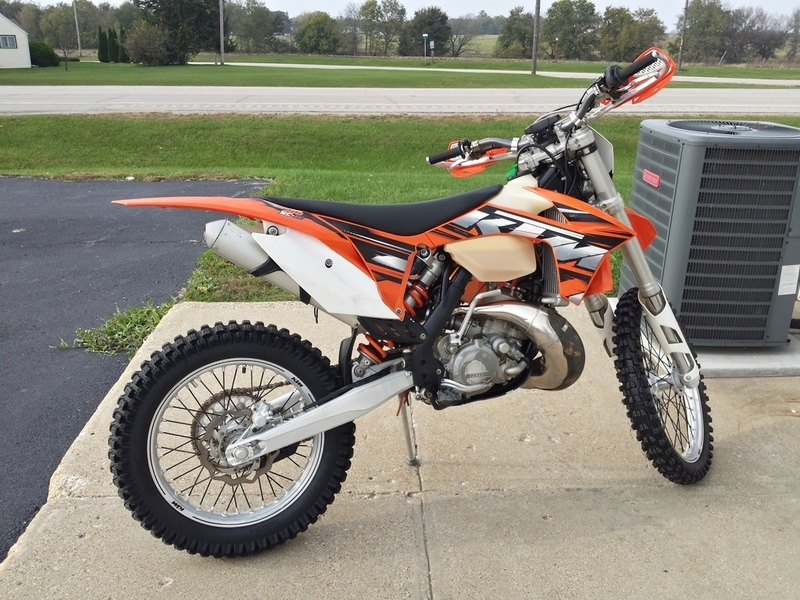 Ktm 200 For Sale >> Ktm 200 Xc W Motorcycles For Sale In Illinois