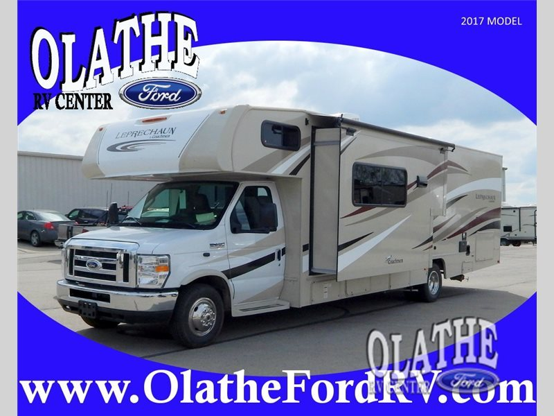 2017 Coachmen Rv Leprechaun 310BH Ford 450