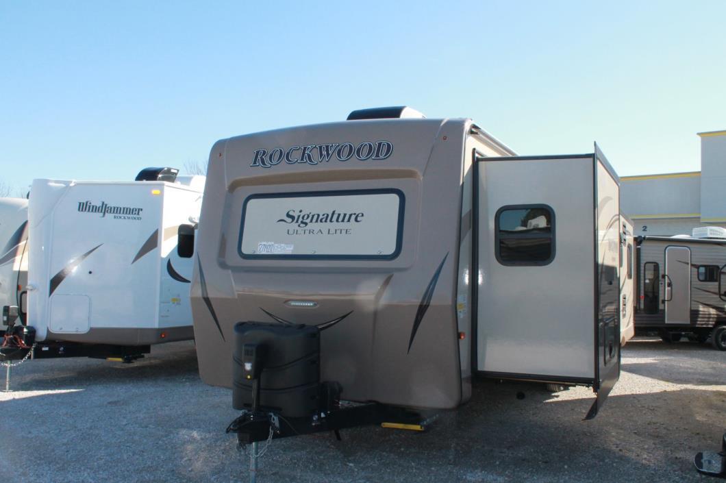 Forest River Rockwood Rvs For Sale In Arkansas
