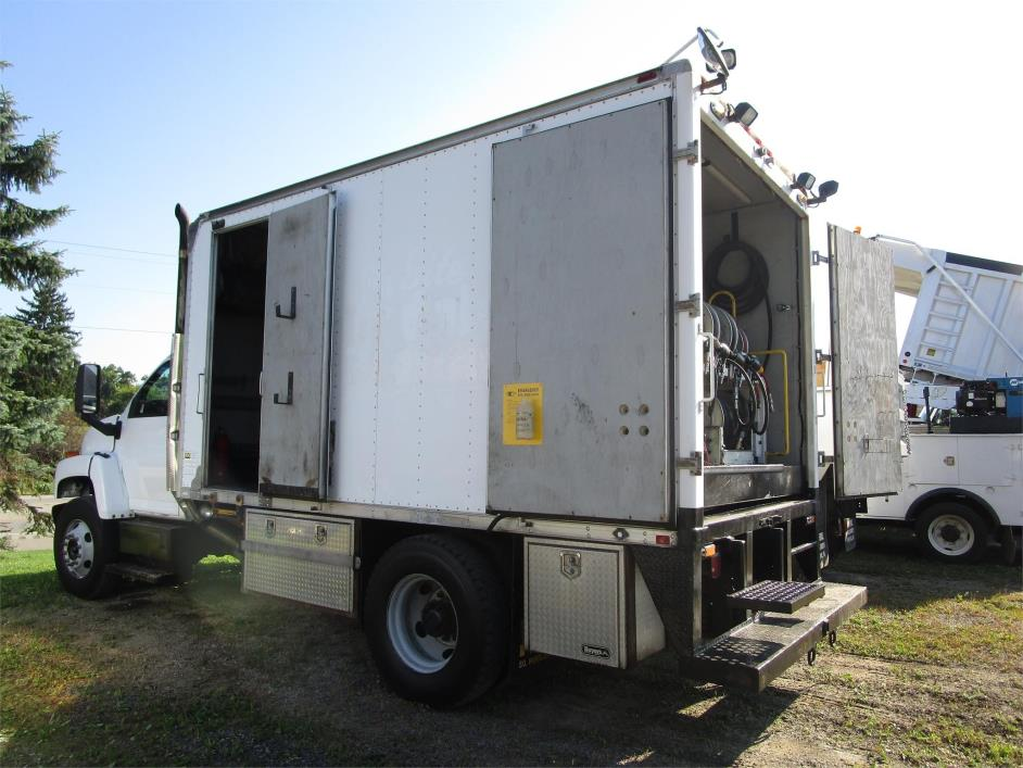 2006 Gmc Topkick C7500 Fuel Truck - Lube Truck