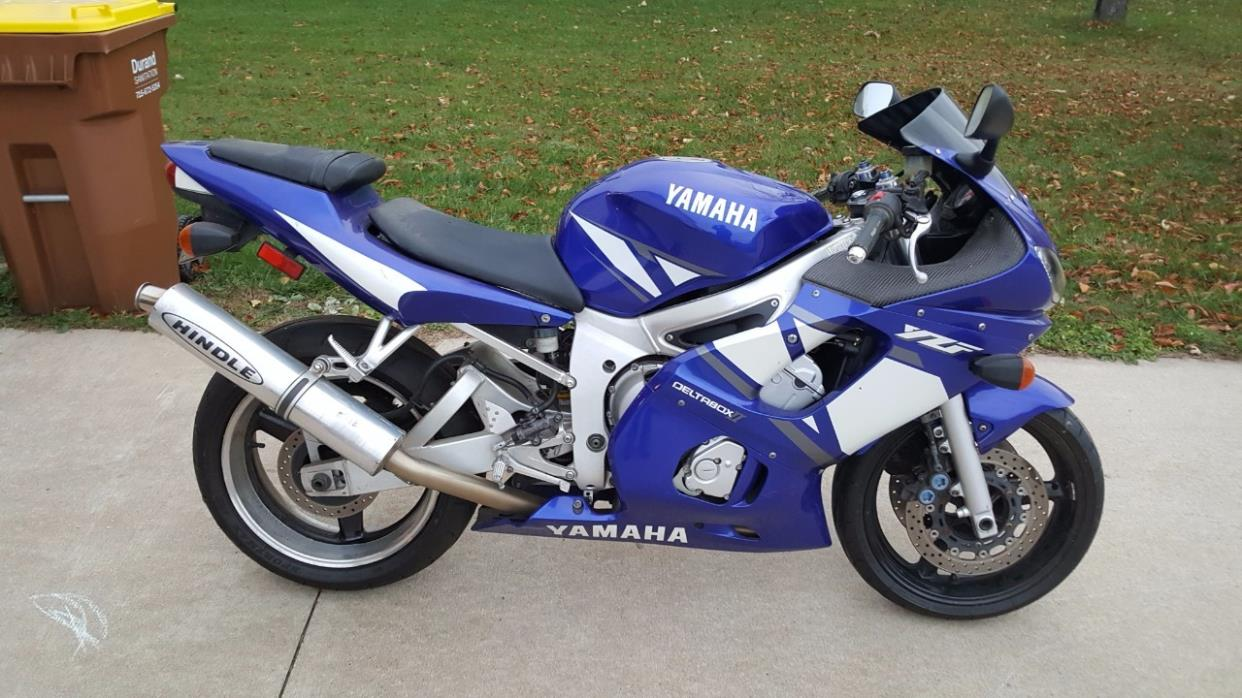 Yamaha yzf r6 motorcycles for sale in mondovi wisconsin for Yamaha montgomery al