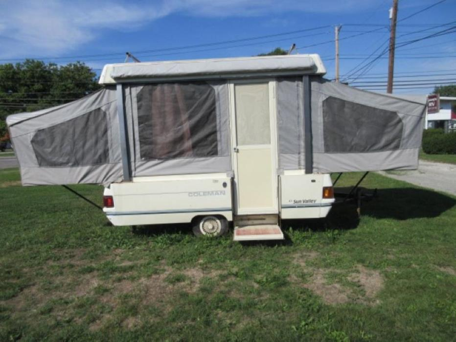 1991 Coleman Pop Up Camper RVs for sale