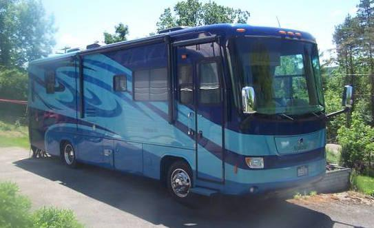 2008 Holiday Rambler Neptune XL 35SBD