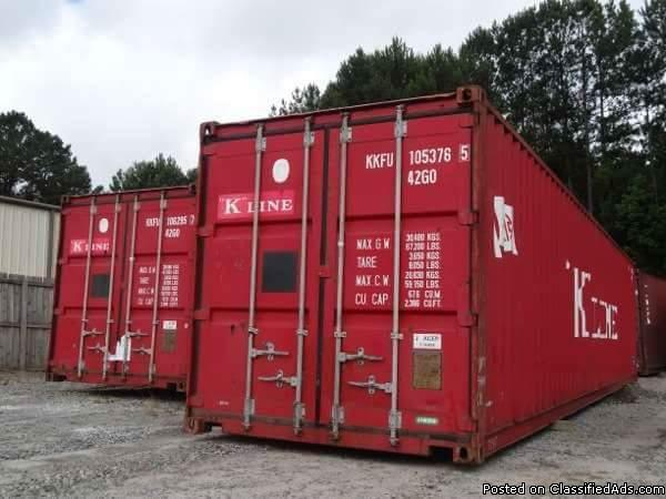Sale! 40' Shipping Storage Container