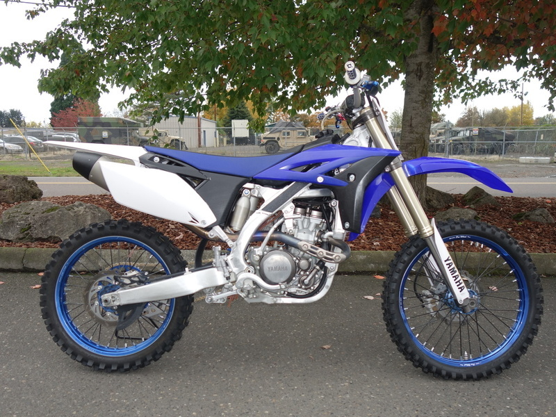 2005 yamaha yz 250f motorcycles for sale in oregon for Cottage grove yamaha