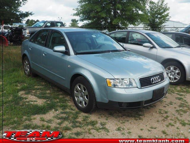 2002 Audi A4 1.8T quattro