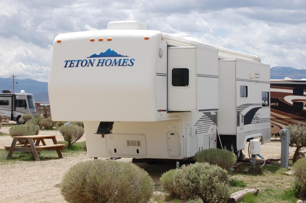 Teton Rvs For Sale In California