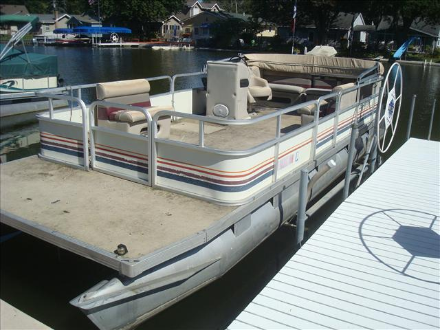 riviera cruiser pontoon boats for sale