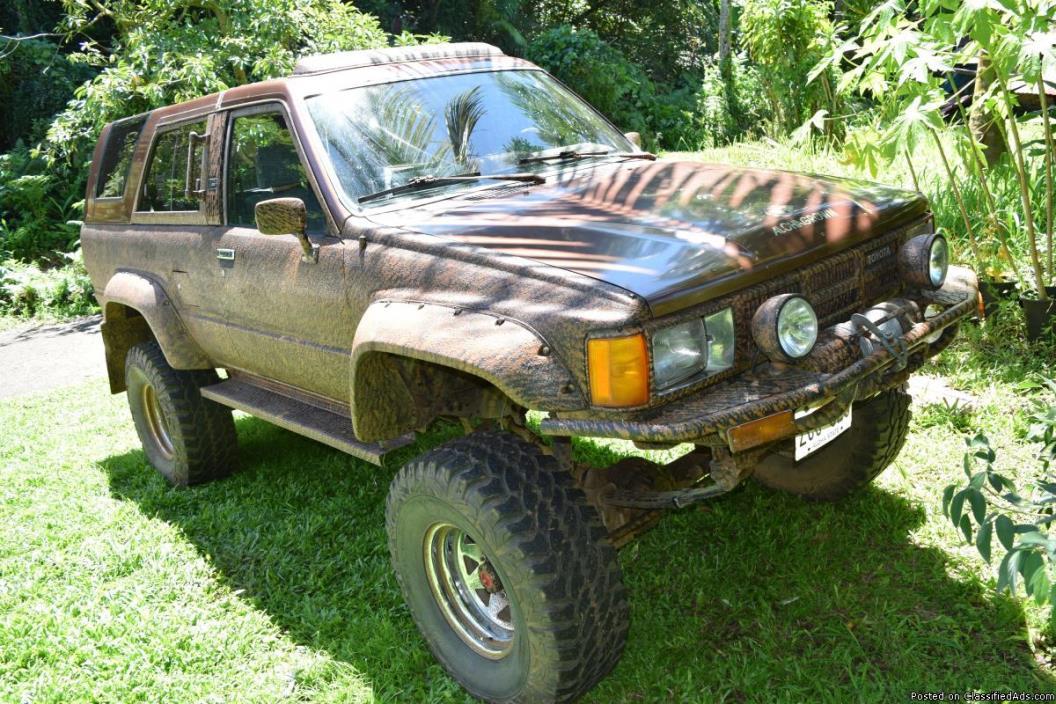 1984 Toyota 4 Runner
