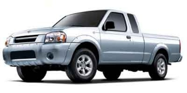 2004 Nissan Frontier 2wd Pickup Truck