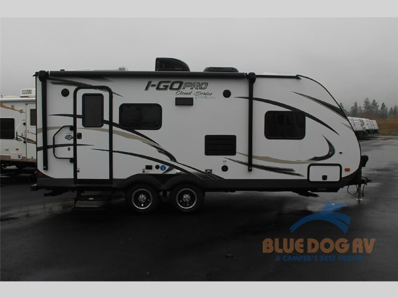 2017 Evergreen Rv I-Go Cloud Series 184RB
