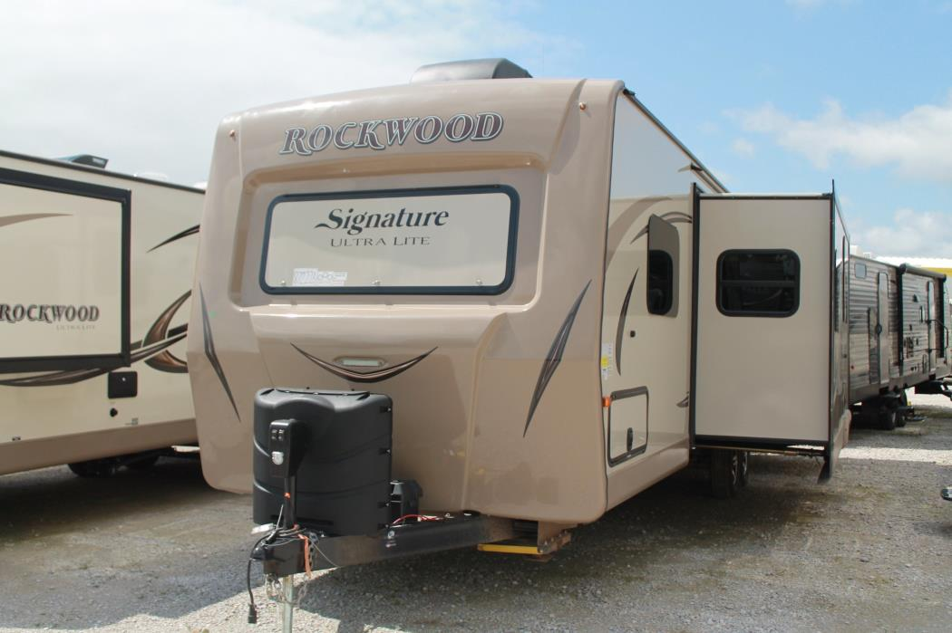 Forest River ROCKWOOD SIGNATURE ULTRA LITE 8312SS