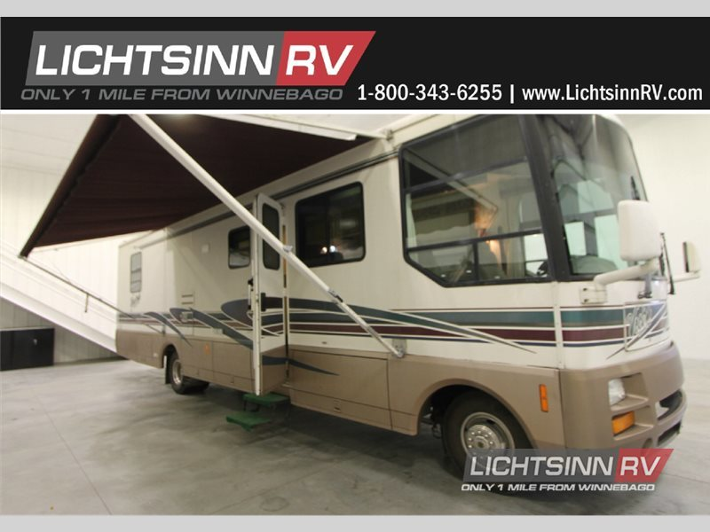 1997 Winnebago Vectra Grand Tour 34WQ