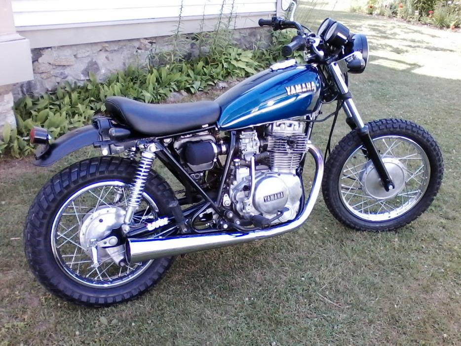 1980 yamaha xs 400 motorcycles for sale. Black Bedroom Furniture Sets. Home Design Ideas