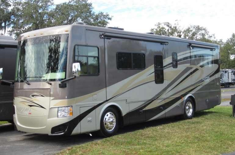 2014 Tiffin Allegro Red 33aa Rvs For Sale