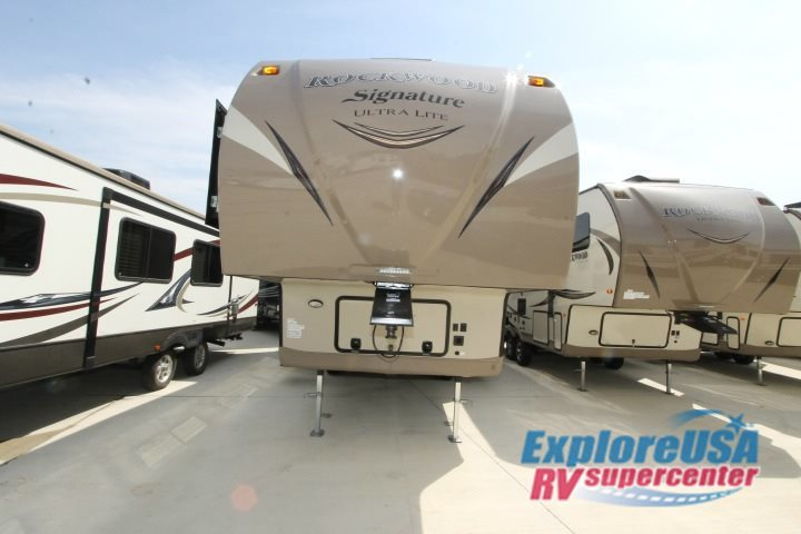 Forest River Rv Rockwood Signature Ultra Lite 8289WS