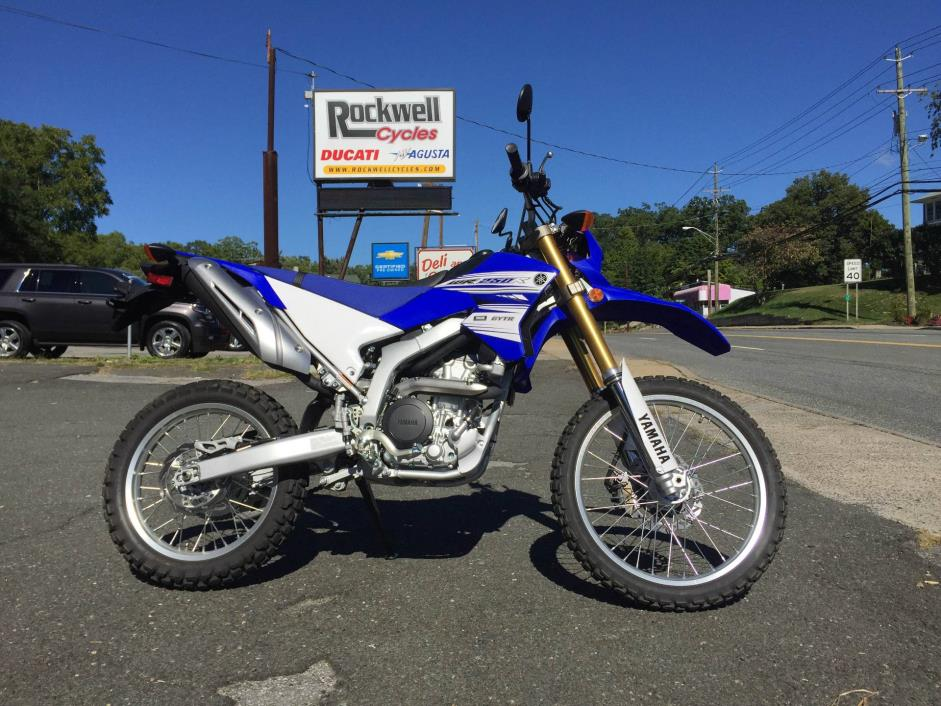 Yamaha wr250r motorcycles for sale in new york for Yamaha wr250r for sale