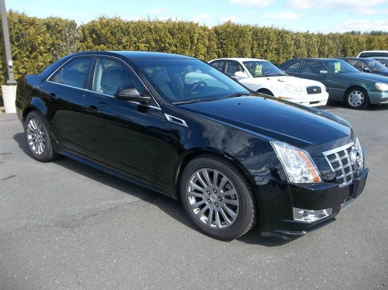 2012 Cadillac CTS 3.6 Performance AWD, One Owner, Clean History Report, LOADED!!