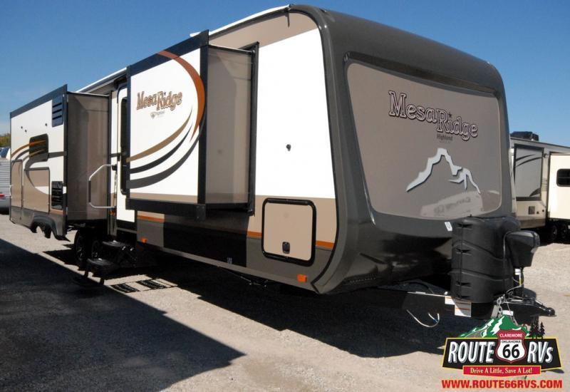Highland Ridge Rv Mesa Ridge 292RLS